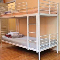 Отель Amber Rooms Кровать в общем номере с двухъярусной кроватью фото 6
