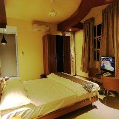 Отель Surfview Raalhugandu Мальдивы, Мале - отзывы, цены и фото номеров - забронировать отель Surfview Raalhugandu онлайн комната для гостей фото 5