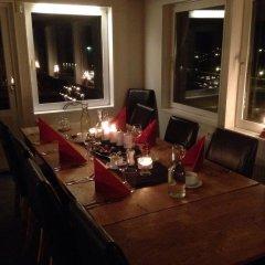 Отель Pensionat BjÖrken питание фото 3