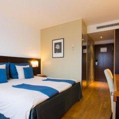 Отель Velotel Brugge Бельгия, Брюгге - отзывы, цены и фото номеров - забронировать отель Velotel Brugge онлайн комната для гостей фото 5