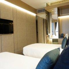 Отель The Harbourview 4* Номер Делюкс с различными типами кроватей фото 8
