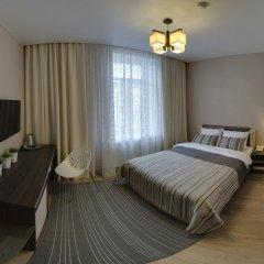 Гостиница Силуэт Стандартный номер с различными типами кроватей фото 3