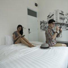 Отель Cacha bed Стандартный номер с различными типами кроватей фото 5