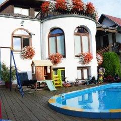 Отель Po Kastonu Литва, Паланга - отзывы, цены и фото номеров - забронировать отель Po Kastonu онлайн бассейн фото 3