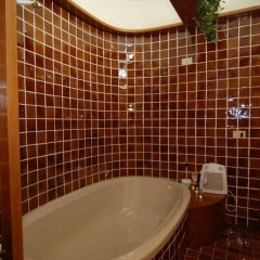 Отель Conca di Sopra Италия, Массароза - отзывы, цены и фото номеров - забронировать отель Conca di Sopra онлайн ванная фото 2