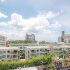 Отель Rocco Huahin Condominium Люкс с различными типами кроватей фото 16