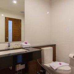 The Phu Beach Hotel 3* Номер Делюкс с двуспальной кроватью фото 6