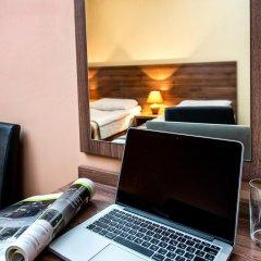 Гостиница Jam Lviv 3* Стандартный номер с разными типами кроватей фото 10