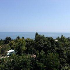 Отель Vezhen Hotel Болгария, Золотые пески - отзывы, цены и фото номеров - забронировать отель Vezhen Hotel онлайн пляж фото 2