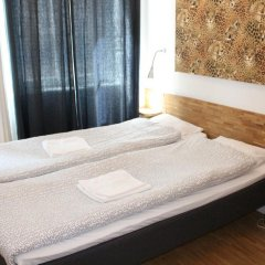 Birka Hostel Стандартный номер с различными типами кроватей фото 13