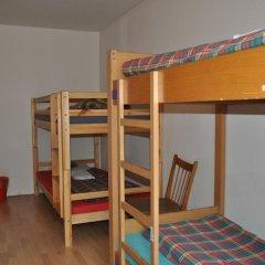 Отель Langstars Backpackers Кровать в общем номере фото 5
