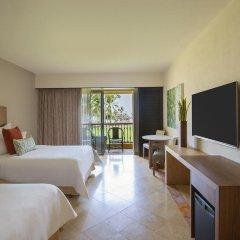 Отель Fiesta Americana Grand Los Cabos Golf & Spa - Все включено 4* Номер Делюкс с различными типами кроватей фото 3