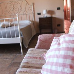 Отель Il Casale Dell'Acquabona Стандартный номер фото 10