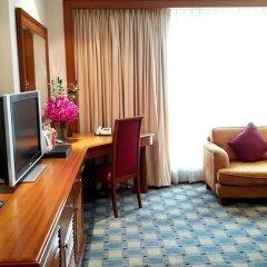 Boulevard Hotel Bangkok 4* Номер Делюкс с разными типами кроватей фото 17