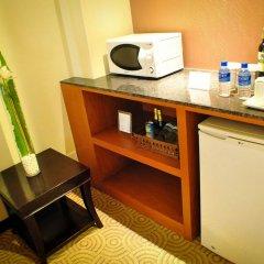 Hotel Elizabeth Cebu 3* Представительский люкс с различными типами кроватей