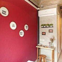 Отель Smile Inn 2* Номер категории Эконом с различными типами кроватей
