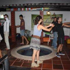 Отель Colombian Home Hostel Cali Колумбия, Кали - отзывы, цены и фото номеров - забронировать отель Colombian Home Hostel Cali онлайн фитнесс-зал фото 2