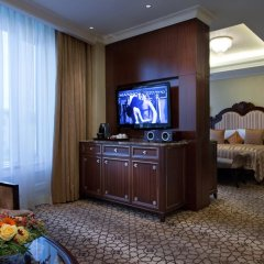 Лотте Отель Москва 5* Представительский люкс разные типы кроватей фото 3