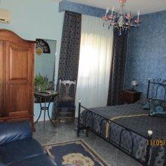 Отель Agriturismo Reggia Saracena 3* Стандартный номер фото 6
