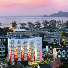 Отель Red Planet Phuket Patong балкон