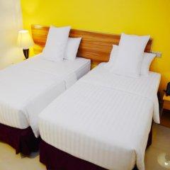 Отель The Melrose 3* Номер Делюкс с 2 отдельными кроватями фото 3