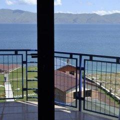 Отель Tsovasar family rest complex Армения, Севан - отзывы, цены и фото номеров - забронировать отель Tsovasar family rest complex онлайн балкон