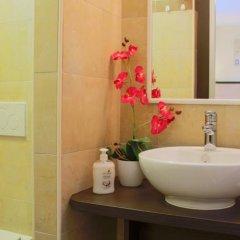 Hotel Poetovio Птуй ванная