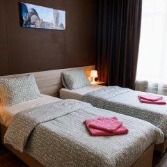 Хостел Европа Стандартный номер с различными типами кроватей фото 11