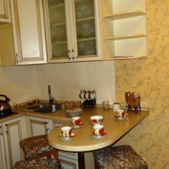 Гостиница Appartment Grecheskaya 45/40 Номер Делюкс с различными типами кроватей фото 7