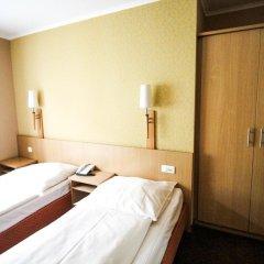 Отель Jagerhof 3* Стандартный номер с различными типами кроватей