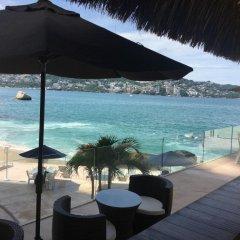 Отель Apartamento Estrella Del Mar Acapulco гостиничный бар