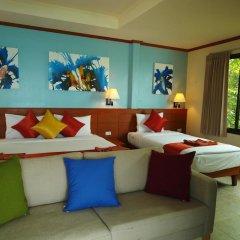 Отель Pinnacle Koh Tao Resort 3* Вилла с различными типами кроватей фото 2