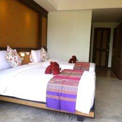 Отель Lanta For Rest Boutique 3* Номер Делюкс с 2 отдельными кроватями фото 5