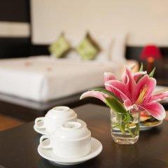 Serenity Villa Hotel 3* Номер Делюкс с двуспальной кроватью фото 7