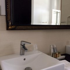 Hotel Capri 3* Улучшенный номер с различными типами кроватей фото 21