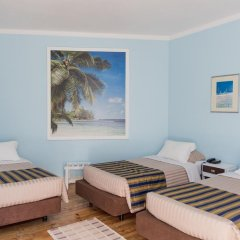Hotel Leiria Classic - Hostel Номер Эконом разные типы кроватей фото 2