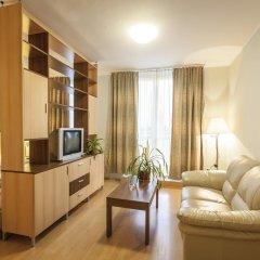 Апартаменты Premium Apartment House Студия Делюкс с различными типами кроватей