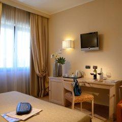Отель Best Western Rome Airport 4* Стандартный номер с различными типами кроватей фото 4