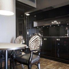 Отель Scandic Paasi 4* Улучшенный номер с различными типами кроватей фото 4