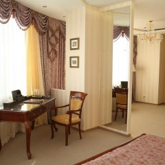 Отель Атлаза Сити Резиденс 4* Стандартный номер фото 2