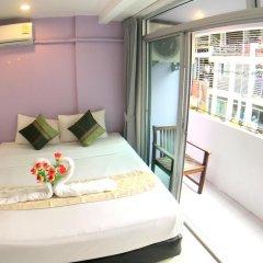 Отель The Room Patong 2* Номер Делюкс с различными типами кроватей фото 13