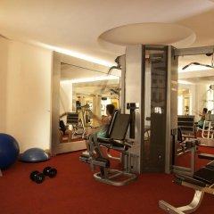 Отель Fiesta Americana Cancun Villas фитнесс-зал