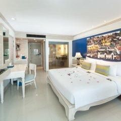 Отель Novotel Phuket Resort 4* Номер Делюкс с двуспальной кроватью фото 4