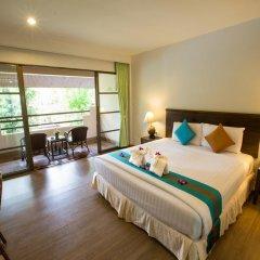 Отель Coconut Village Resort 4* Улучшенный номер с двуспальной кроватью фото 4