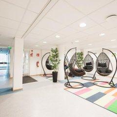 Forenom Hostel Helsinki Pitajanmaki Хельсинки фитнесс-зал