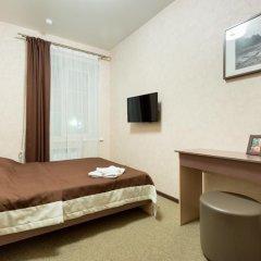 Гостиница Шале на Комсомольском 3* Номер Эконом с разными типами кроватей (общая ванная комната) фото 8