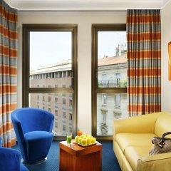 Visconti Palace Hotel 4* Стандартный номер с различными типами кроватей фото 2