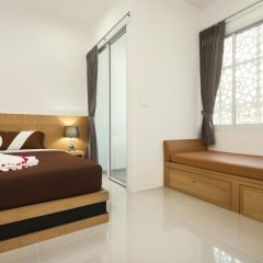 M.U.DEN Patong Phuket Hotel 3* Номер Делюкс двуспальная кровать фото 10