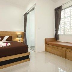 M.U.DEN Patong Phuket Hotel 3* Номер Делюкс фото 10