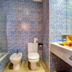 Отель SBH Fuerteventura Playa - All Inclusive 4* Стандартный номер разные типы кроватей фото 2